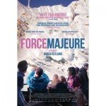 Force Majeure,perfect family,problems in marriage,movie
